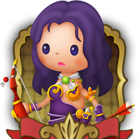 Maria's portrait.