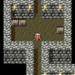 Подземелье замка (GBA).