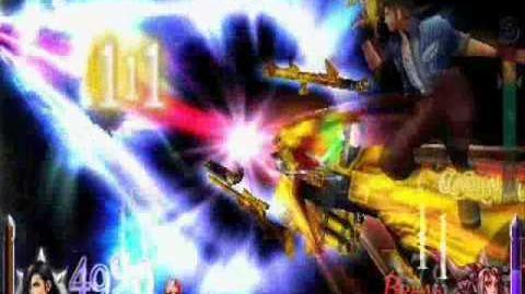 Dissidia 012 Final Fantasy - Laguna's EX Burst