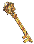 Eureka Key FFIII Art