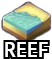 FFIX Chocobo Ability Reef Icon HD
