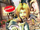 Final Fantasy and Coca-Cola marketing campaigns