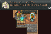 FFVI Cid's Death