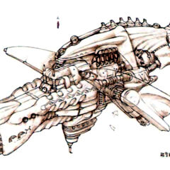 Unused Ship/Airship.