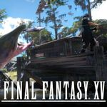 FFXV Angler Set PSN