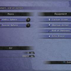 <i>Final Fantasy X HD Remaster</i> (PS3).