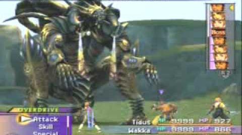 Final Fantasy X - Nemesis
