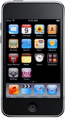 IPod Touch Late 2009