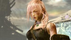 LRFFXIII Lara Croft TOMB RAIDER Cutscene