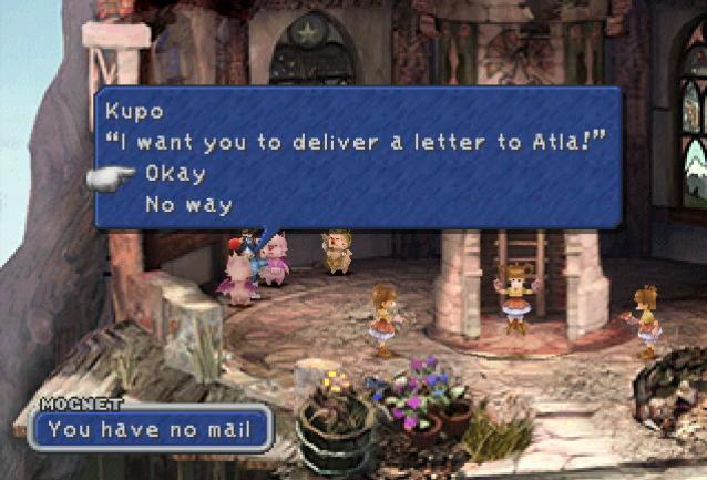 Mognet (Final Fantasy IX) | Final Fantasy Wiki | FANDOM powered by Wikia