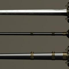 Espada de Drautos.