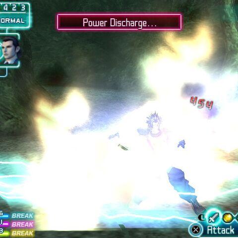 Power Discharge.