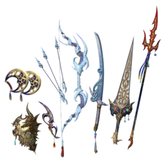 Bartz's Weapon Pack III.