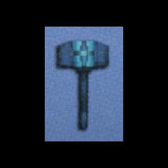 Mythril Hammer in <i>Final Fantasy IV</i> (DS).