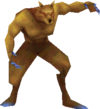 FFIII Model Werewolf