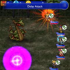 <i>Delay Attack</i>.