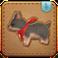 FFXIV Wolf Pup Minion Patch
