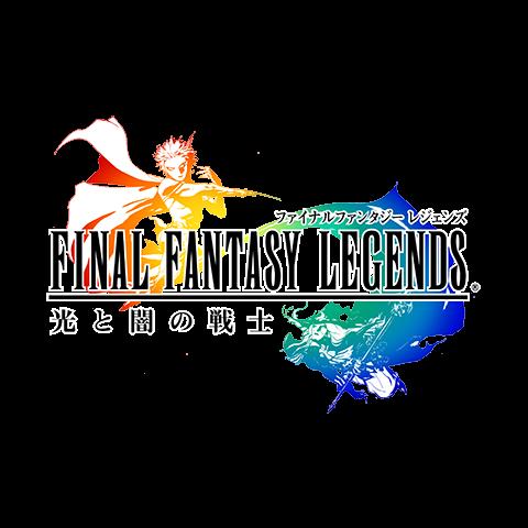 <i>Final Fantasy Legends: Hikari to Yami no Senshi</i>.
