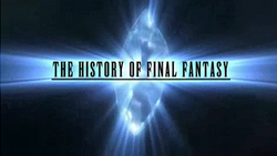 History of final fantasy