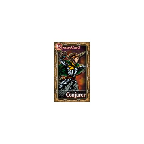 Conjurer (male).