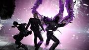 Uttu Lightning attack from FFXV