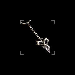 Key ring.
