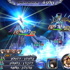 <i>Dissidia Final Fantasy Opera Omnia</i> (Shiva's trial).