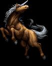 FFBE Crazy Horse Sprite