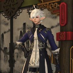 <i>Heavensward</i> outfit.