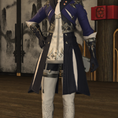 Alphinaud's <i>Heavensward</i> outfit.