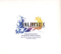 FFX OST Front