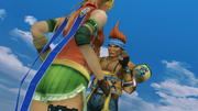 FFX Rikku Wakka Eternal Calm