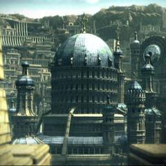The Black Peristylium.