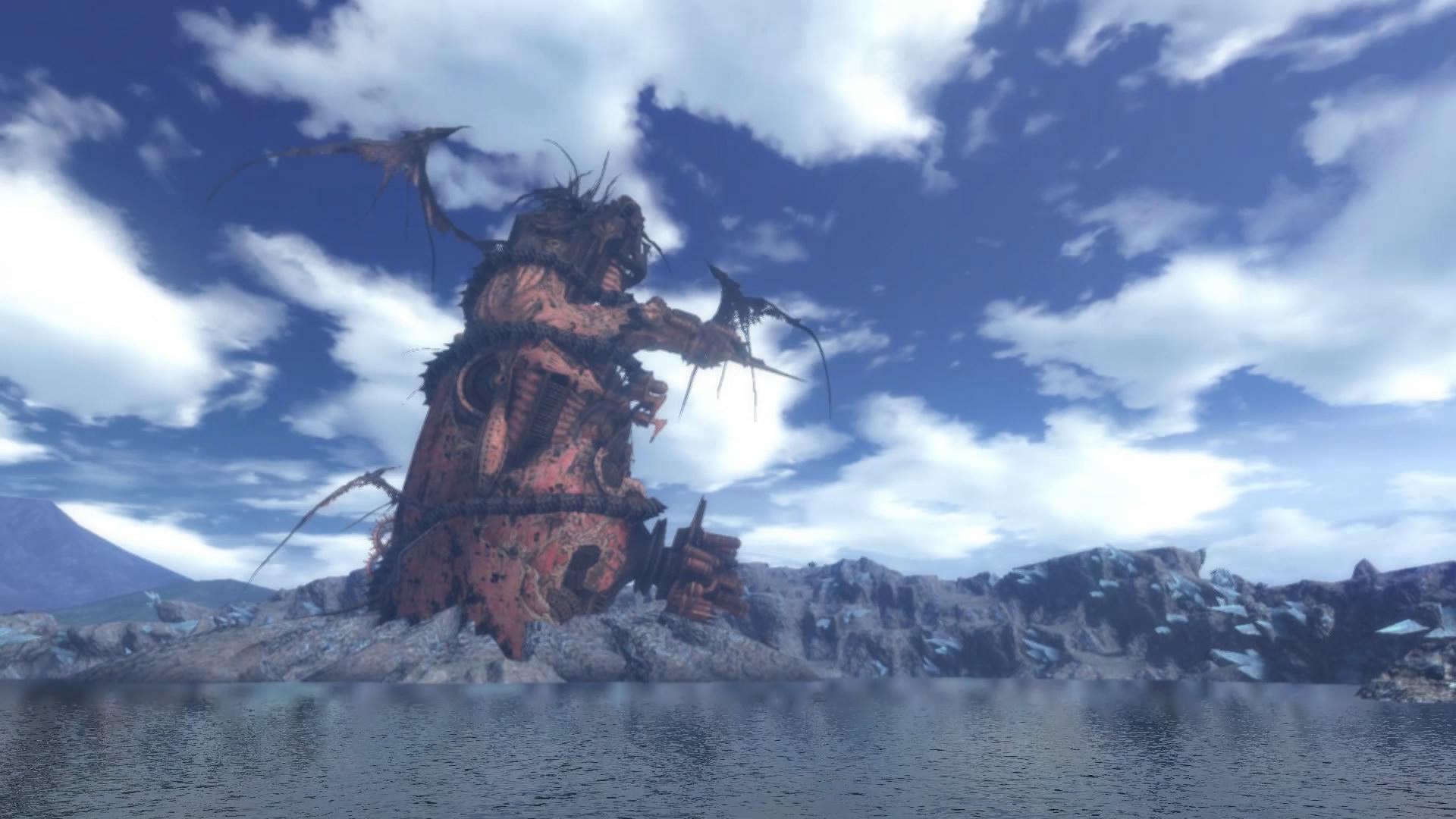 Keeper Of The Lake Final Fantasy Wiki Fandom
