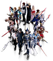 DissidiaNT Heroes