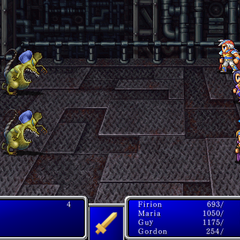 Cure VI from <i>Final Fantasy II</i> (iPod).