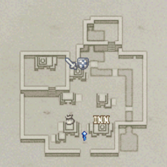 Map of Baron (DS).