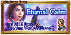 FFRK Eternal Calm Event