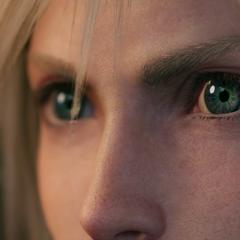 Mako eyes.