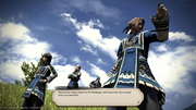 FFXIV Whalaqee Tribe