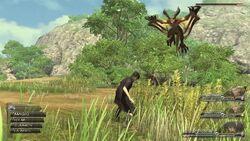 FinalFantasyVersusXIII combate 2