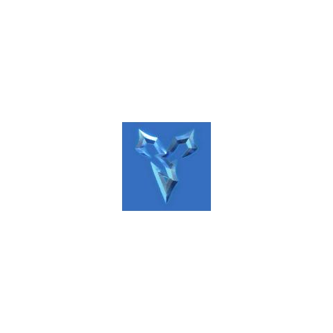Zanarkand Abes emblem on the <i>Final Fantasy X HD Remaster</i> loading screen.