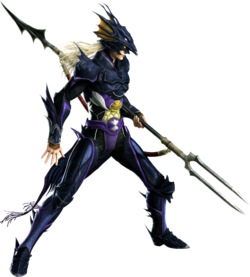 Kain DS CG Render
