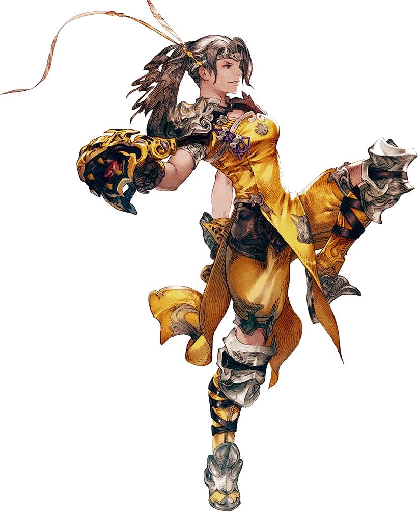 Monk (Final Fantasy XIV) | Final Fantasy Wiki | FANDOM powered by Wikia