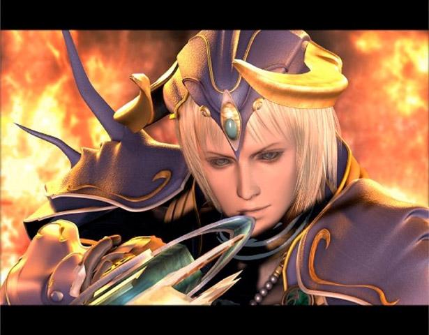 Warrior Final Fantasy