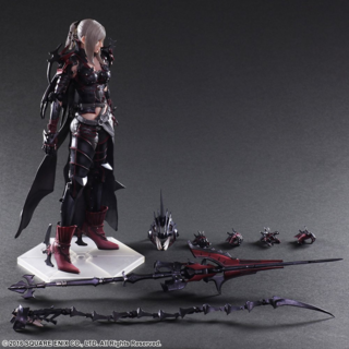 Aranea's Play Arts Kai.