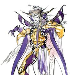 Emperor of Palamecia 1