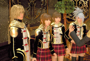 FFType-0HD Extra Costume