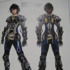 Noel Kreiss DLC outfit.