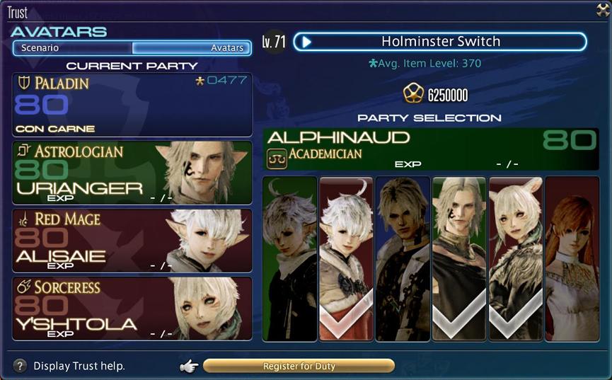 Trust System | Final Fantasy Wiki | FANDOM powered by Wikia